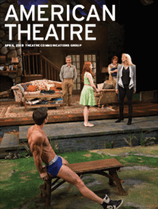 AMERICA THEATER magazine April 2015